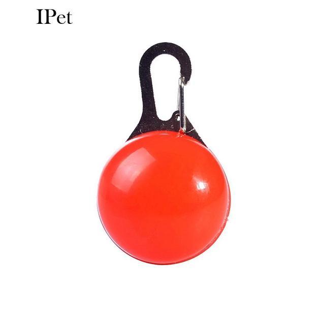 Impermeabile HA CONDOTTO LA Luce Pet Dog Cat Lampeggiante Collare di Sicurezza N