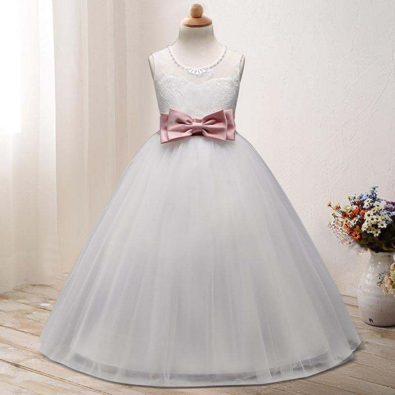 Girl Princess Luxury Dress Voile Girl New Design Dress Wedding Birthday Party Costume Dress Children Girl Clothing