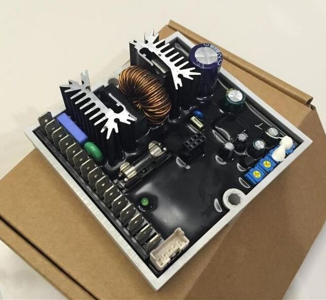Mecc Alte AVR DSR Automatic voltage regulator with Fast Free Shipping EMS FEDEX DHL UPS TNT lem htr200 sb sp1 used in good condition with free dhl ems