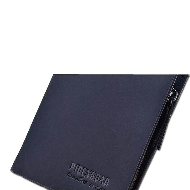 pidengbao homens venda quente carteiras Men Leather Wallet Function : Card Holders,