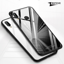 P20 Lite Case ZROTEVE Coque For Huawei Pro P10 Plus P 20 30 Tempered Glass Cover P30 Cases