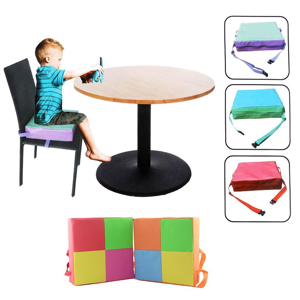 Faux Leather Children Kids Dining Chair Booster Cushion Baby Seats Booster  Cushion Toddler Highchair Seat Pad High Chair In Cushion From Home U0026 Garden  On ...