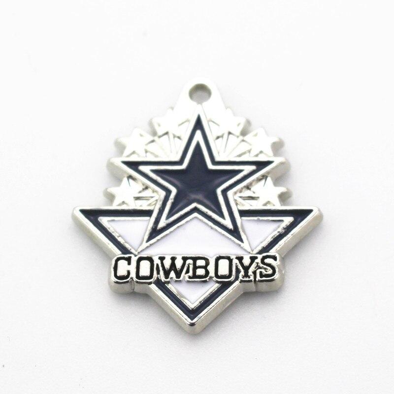 ᐊNuevo llega 20 unids/lote equipo deportivo fútbol Dallas Cowboys ...