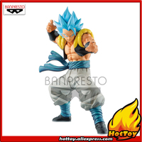 Original BANDAI SPIRITS Banpresto MASTERLISE Collection Figure SUPER SAIYAN GOD SUPER SAIYAN GOGETA Dragon Ball SUPER: Broly