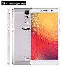 Original Doogee Y6 Max 4G LTE MTK6750 Octa Core Fingerprint SmartPhone 6.5 inch FHD 3GB RAM 32GB ROM Android 6.0 13MP Dual Sim