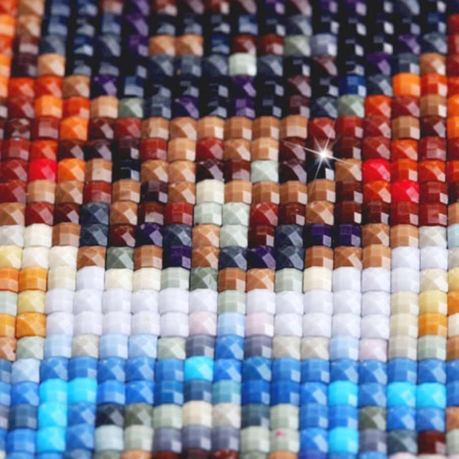 FULLCANG полная квадратная Алмазная вышивка индийский старый человек и голубь Diy Алмазная картина Одуванчик кристалл вышивка крестиком Мозаика G793