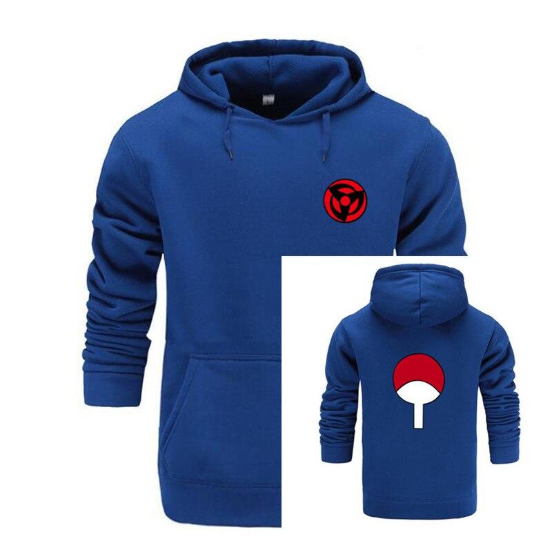 New Naruto Hoodies Sweatshirts Uchiha Syaringan Hooded Boys Fashion Hokage  Ninjia Men/women Classic Cartoon Printed Clothes 3xl - Best Discount #A9B9    Cicig