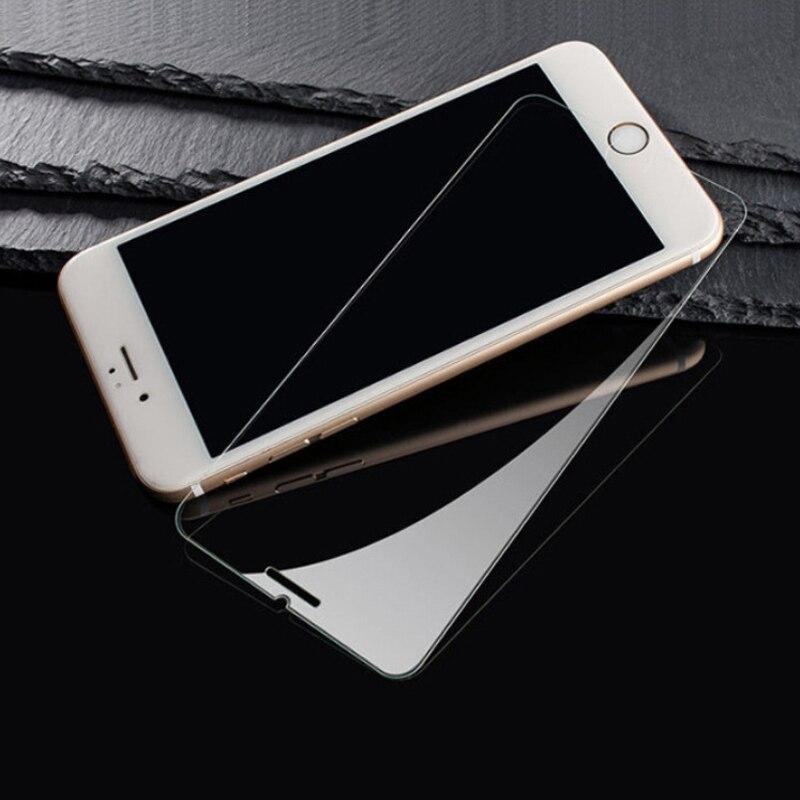 ᗖPara Apple iphone 6 vidrio templado Protector de pantalla para ...