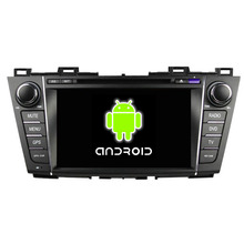 ROM 16G Quad Core 1024*600 Android 5.1.1 Fit Mazda CX-7 2012 2013 2014 2015 Car DVD Player GPS TV 3G Radio Navigation