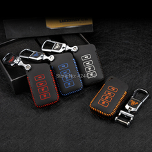 LUCKEASY Car Keychain Keyring Key Bag Fob Central Cover For LEXUS LX570 RC200t NX300h IS ES GS