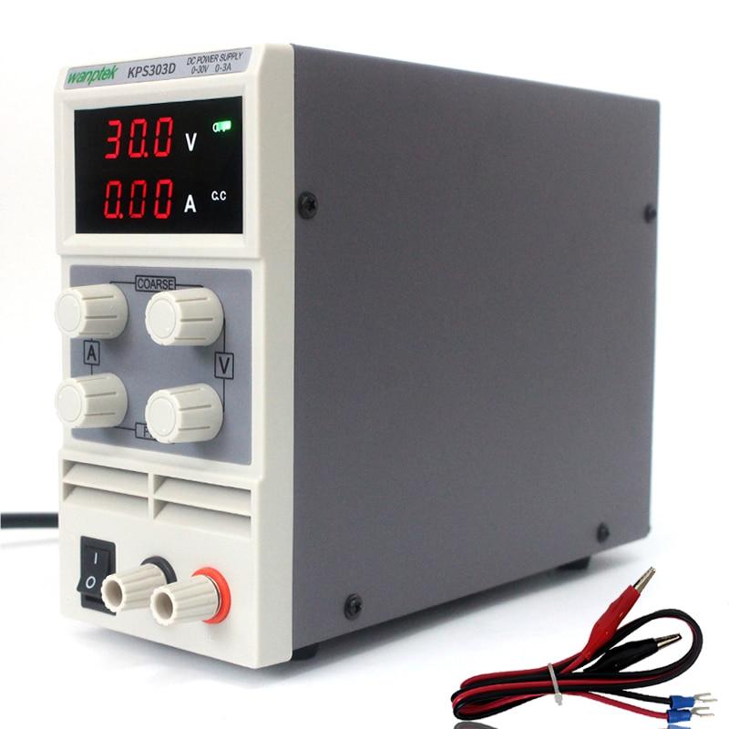 все цены на 1PCS DC electrical source power supply 60V 5A Digital Adjustable high precision онлайн