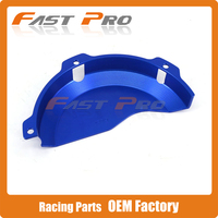CNC Right Side Engine Case Cover Protector Guard For HUSABERG TE 250 300 TE250 TE300 2010