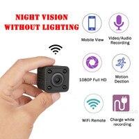 Mini Cam 1080P HD WiFi IP P2P Camera HDQ9 Small Micro Cam With Night Vision Wide