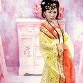 Женщины Этап Производительность Костюм Феи Древняя Принцесса Классическая Hanfu Китайский Народный Танец Traditional Costume Dress