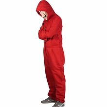 La Casa De Papel Cosplay Costumes with Face Mask