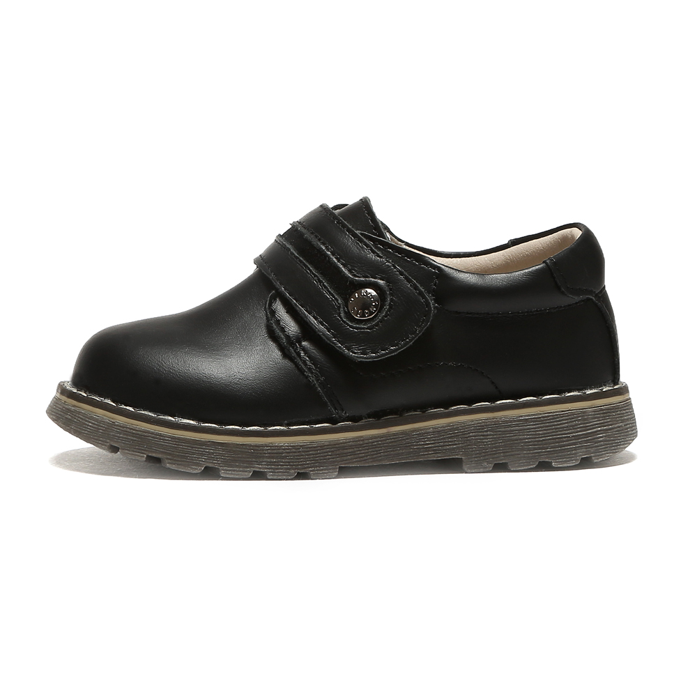 Image 2 - boys school shoes genuine leather student shoes black spring autumn footwear for kids chaussure zapato menino children shoesLeather Shoes   -
