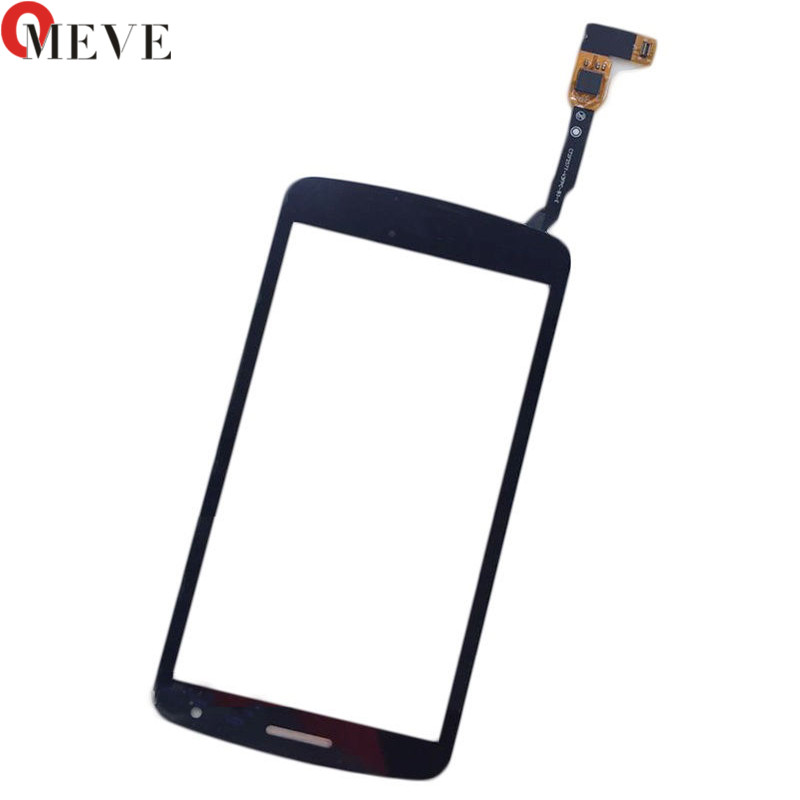 5 0'' Display Touch Screen For LG K5 X220 X220DS Mobile Phone Touchscreen  Panel 5 K Front Glass Lens Black Replacement NO LCD