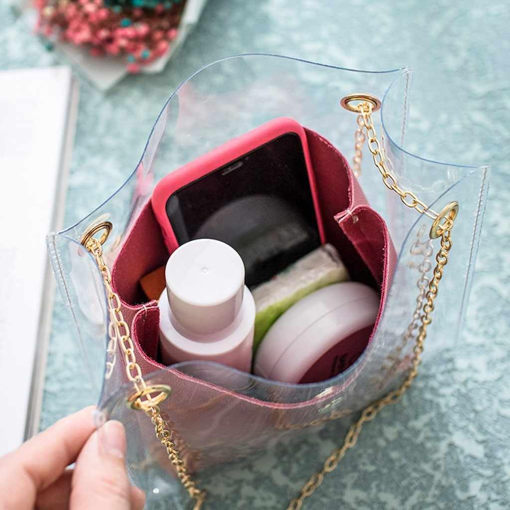 ファッション女性の肩ゼリーパッケージ手紙財布携帯電話のメッセンジャーバッグ小さな正方形女性のデザイナーハンドバッグ