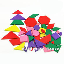 2016 New Arrival Baby Toy Montessori Geometric Shapes around 50 Pieces Early Childhood Education Preschool Brinquedos