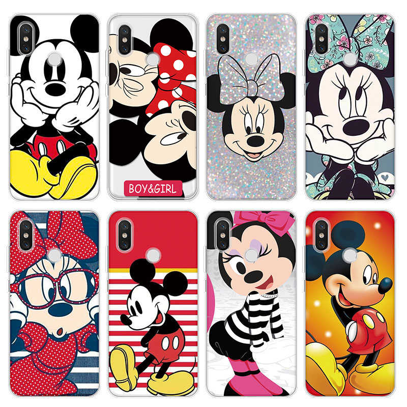 Cartoon TPU Case For Xiaomi Redmi Note 8T 8 5 7 6 K30 K20 S2 Mi Note 10 A3 A1 A2 9 8 Lite SE Pro CC9 CC9e PocoPhone F1 Capa Case