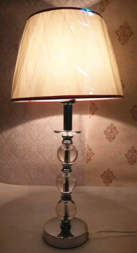 Chinese table lamp modern new hotel home rooms, high-grade study bedroom bedside lamp warmChinese table lamp modern new hotel home rooms, high-grade study bedroom bedside lamp warm