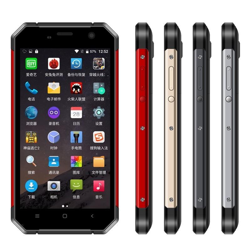Original Oinom CV1 Phone IP68 Octa Core 4GB 64GB 5000mAh Quick Charge Mobile Phone Android 6