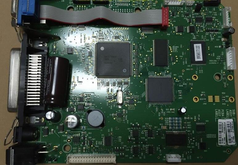FORMATTER PCA ASSY Formatter Board logic Main Board MainBoard mother board for Zebra GX420T GX420D GX430T GX430D