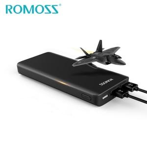 Image 4 - 가족 및 비즈니스를위한 ROMOSS 강력한 충전기 8PCS 10000mAh 전원 은행 + 8PCS 2 in 1 충전 케이블