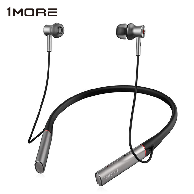 1MORE E1004BA Dual Driver BT ANC in Ear Earphones Wireless Bluetooth Headset with Active Noise Cancellation