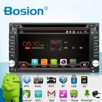 In Dash Android 6.0-CPU Doppio 2 Din autoradio GPS Navi DVD lettore Stereo Autoradio Video BT Car PC CD WiFi 3G di parcheggio auto