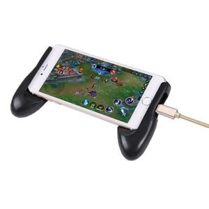 Image 3 - Universal do telefone Móvel alça jogo gamepad controlador de Jogo Consoles para PUBG Mobile para iphone android