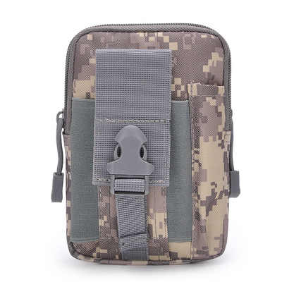 Waist Bag Millitary Tactical Bag Molle Pouch Belt Loops Waist Bag Phone Case for iPhone Smartphone