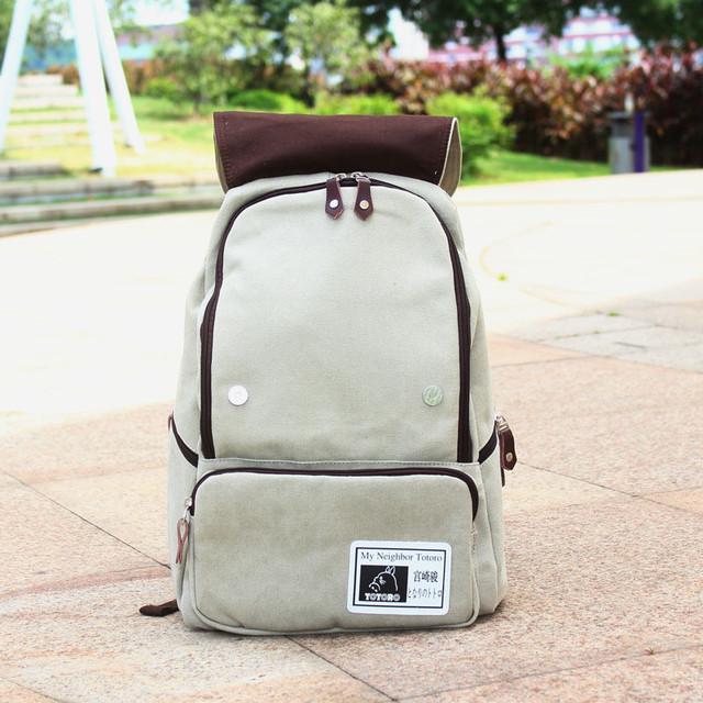 My Neightbor Totoro Large Capacity Backpack