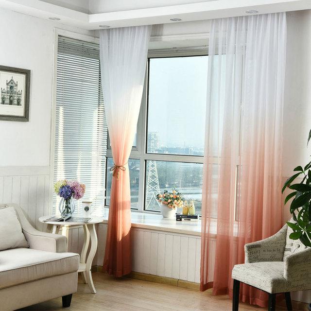 Online Shop Modern wedding decoration red tulle curtains bedroom ...