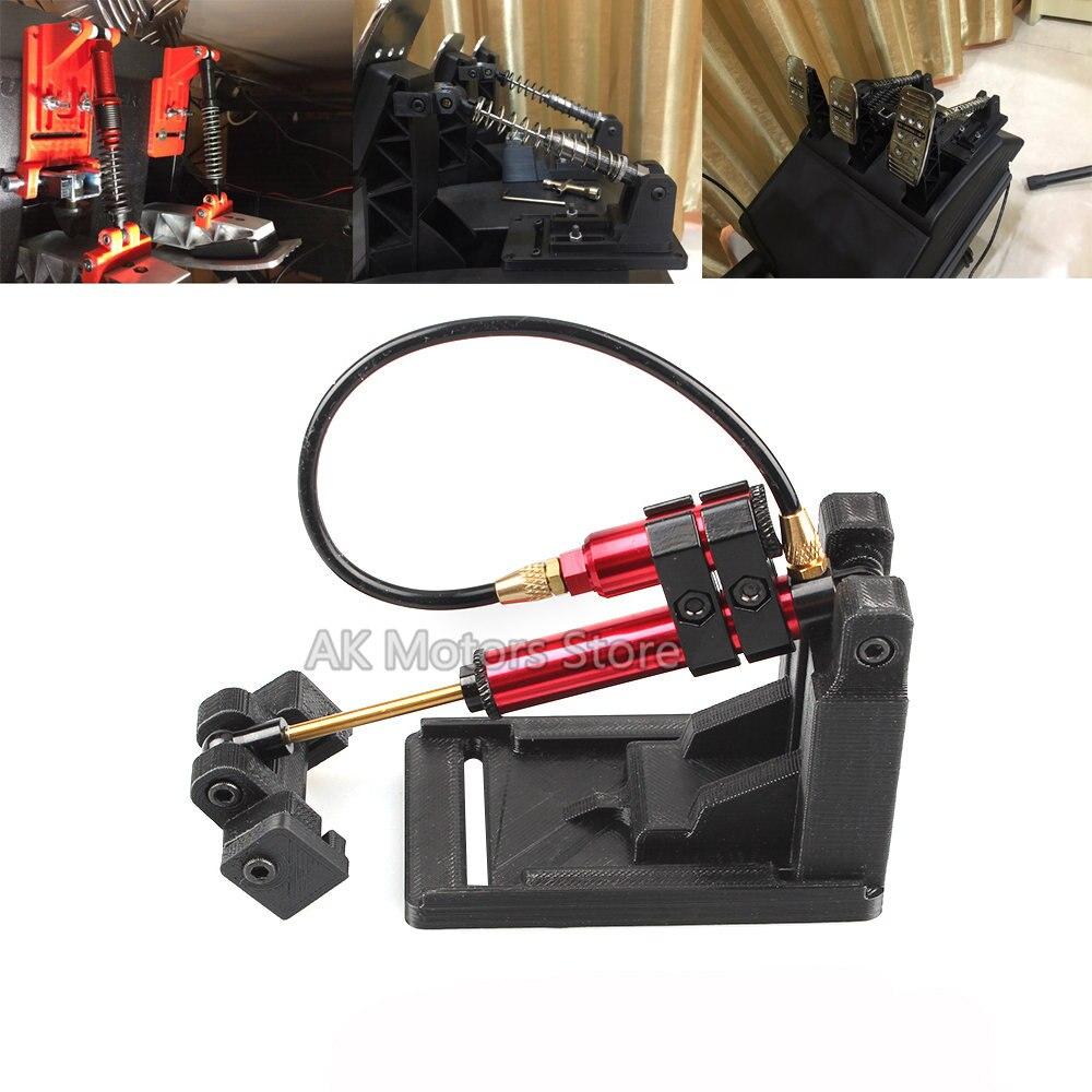 FOR Thrustmaster T3PA Throttle Damping  Brake Damping Clutch Damping Gaming Racing Real Feeling