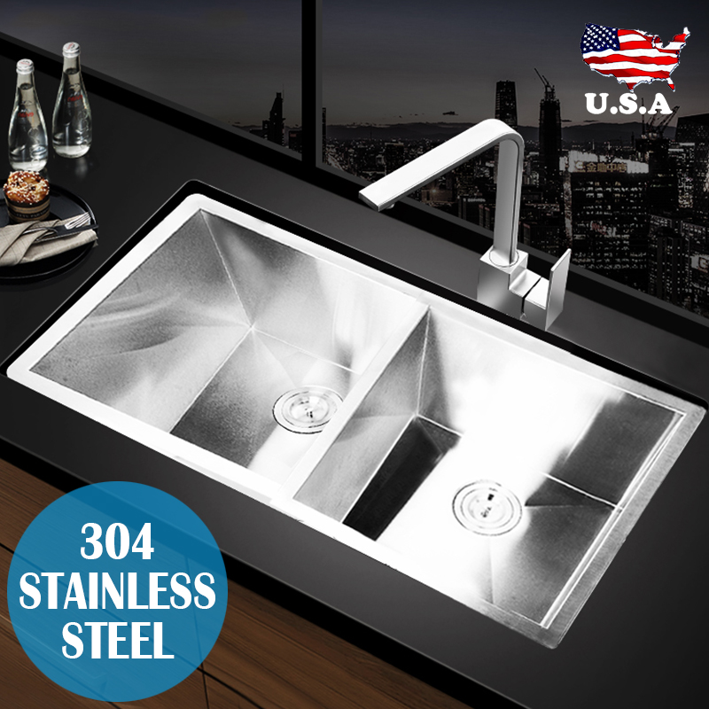 Undermount Kitchen Sink With Drainer compare prices on undermount kitchen sink- online shopping/buy low