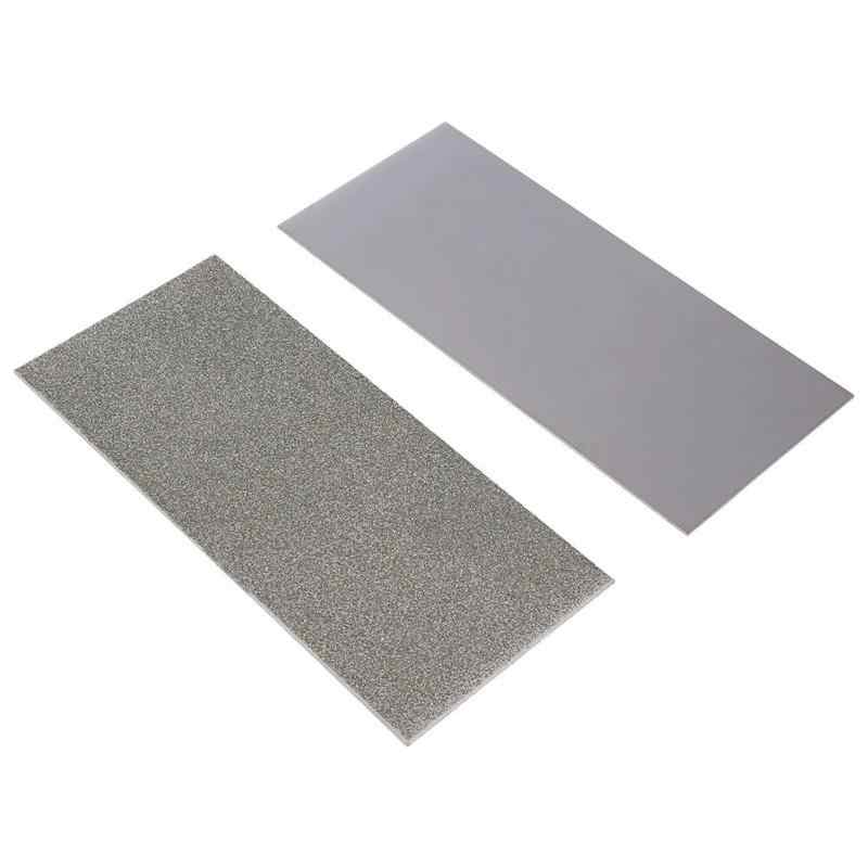 80-3000 Grit Diamond Plate for Grinding stone/Jade/Seal Carving Knife/Wood Crafts Diamond Plate Grinding Tool