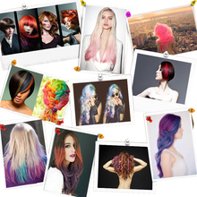 Chalk Powder Temporary Hair Dyes