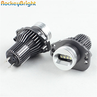 Super Bright E90 40W LED Angel Eyes For BMW E90 Led Marker E90 E91 Led Lamp