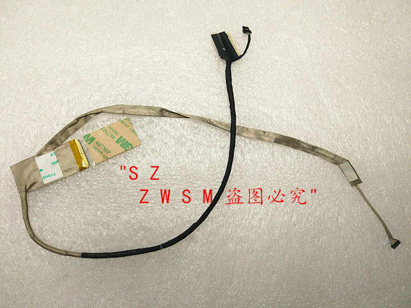 Genuine New For Lenovo IdeaPad Z710 Z710A G710 Flex Lcd LVDS Cable New P/n: 1422-01RE000
