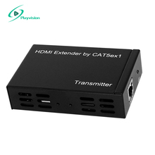 over HDMI CAT5E/CAT6(TCP/IP) Playvision