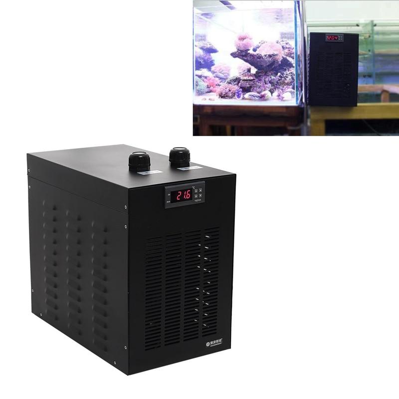1 10hp aquarium water cooling machine cooler chiller suit for Fish tank water cooler