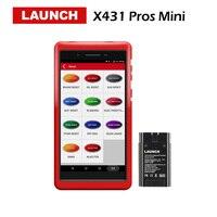100% оригинальная Старт X431 плюсы мини с Tablet PC Поддержка Wi Fi/Bluetooth Разъем Поддержка s Полный Системы с 2 года бесплатного обновления