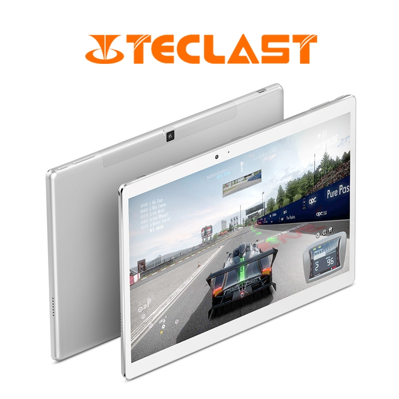 Teclast T20 Helio X27 Deca Core 4GB RAM 64G double 4G SIM Android 7.0 OS tablette 10.1 pouces - 5