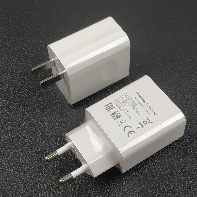 Huawei Original Charger Supercharge Adaptor Fast Charge With USB Type C Cable