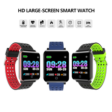 M19 Smart Watch 2019 Blood Pressure Oxygen Heart Rate Monitor Fitness Tracker IP67 Smartwatch Connect Iphone Android band