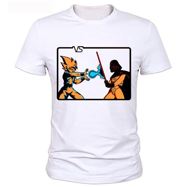 Dragon Ball Z Super Saiyan T-Shirt