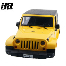 Free shipping RC car 1/10 car Shell 475mm (the total tyre total) is 440mm long Canopy Rubicon Topless For HSP 94180 SCX10 D90