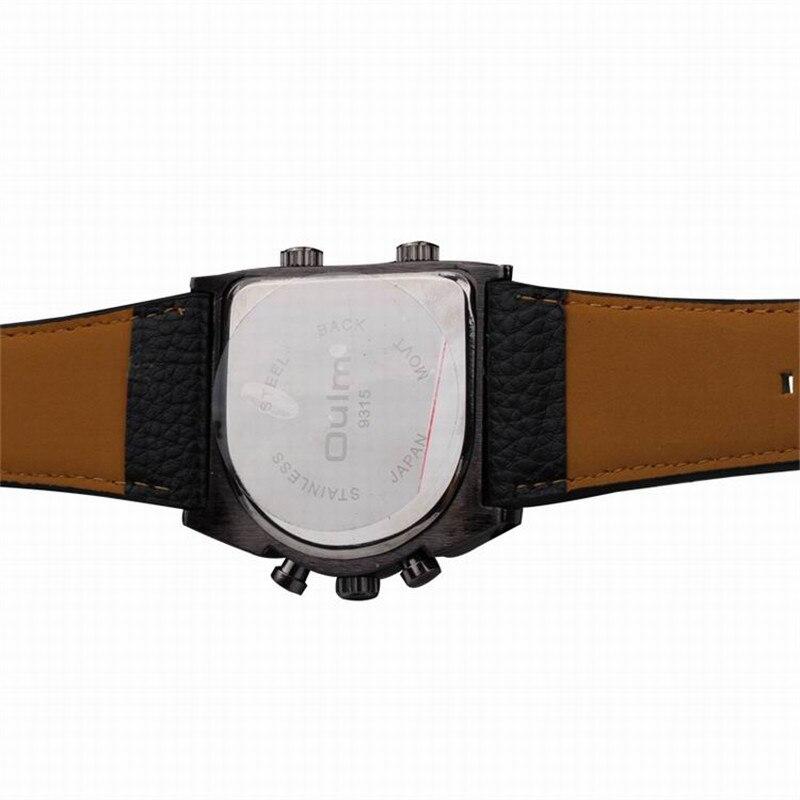 OULM 2018 Originele Fashion Designer Merk Quartz Horloges Heren 3 - Herenhorloges - Foto 4