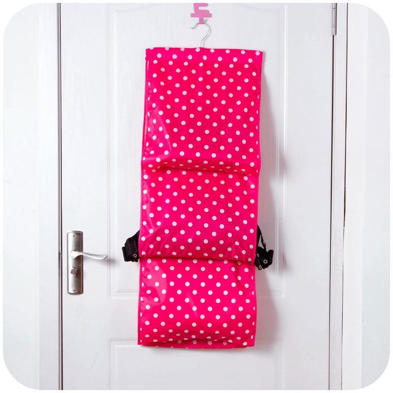 5 pockets door hanging baseroom living room purse storage bag handbag rack hanger storage tidy organizer